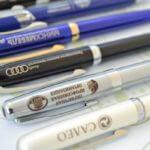 Ручки с нанесением логотипа оптом