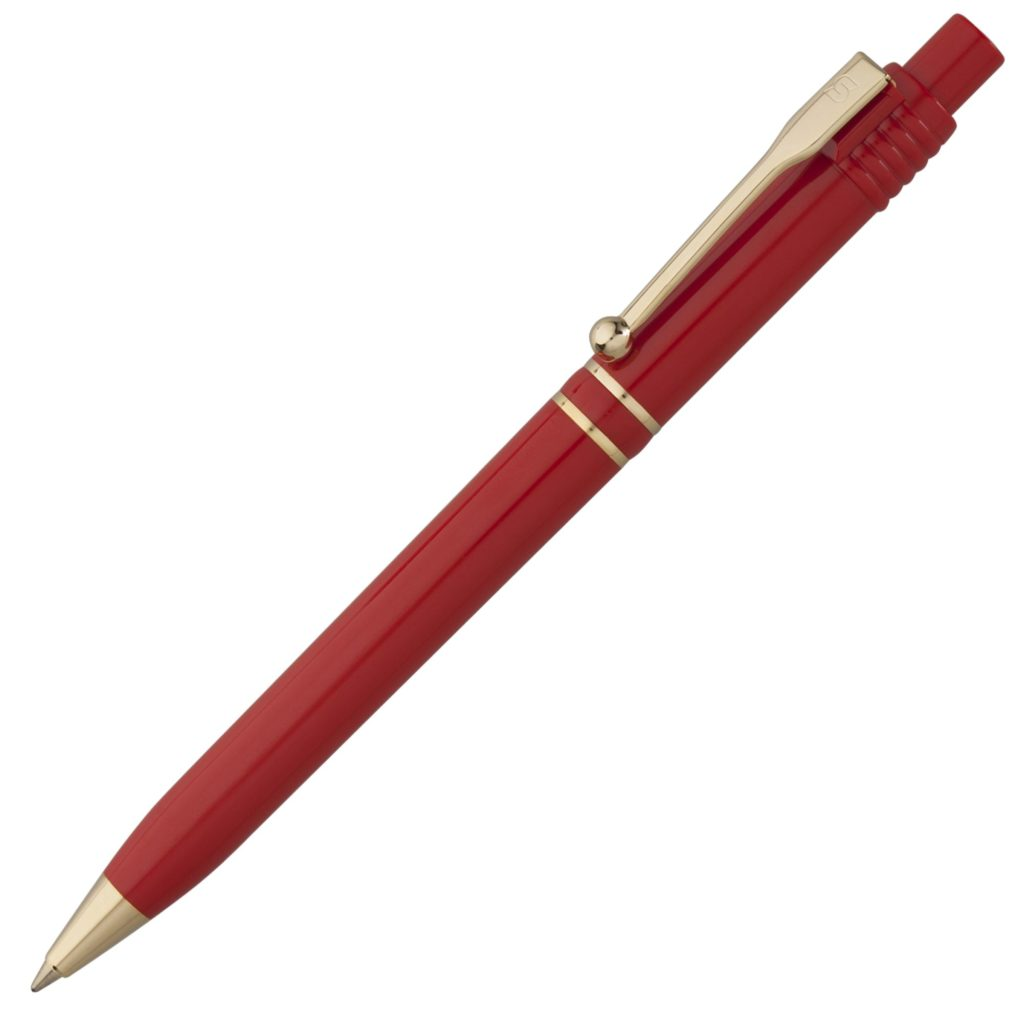 Ручка шариковая Raja Gold