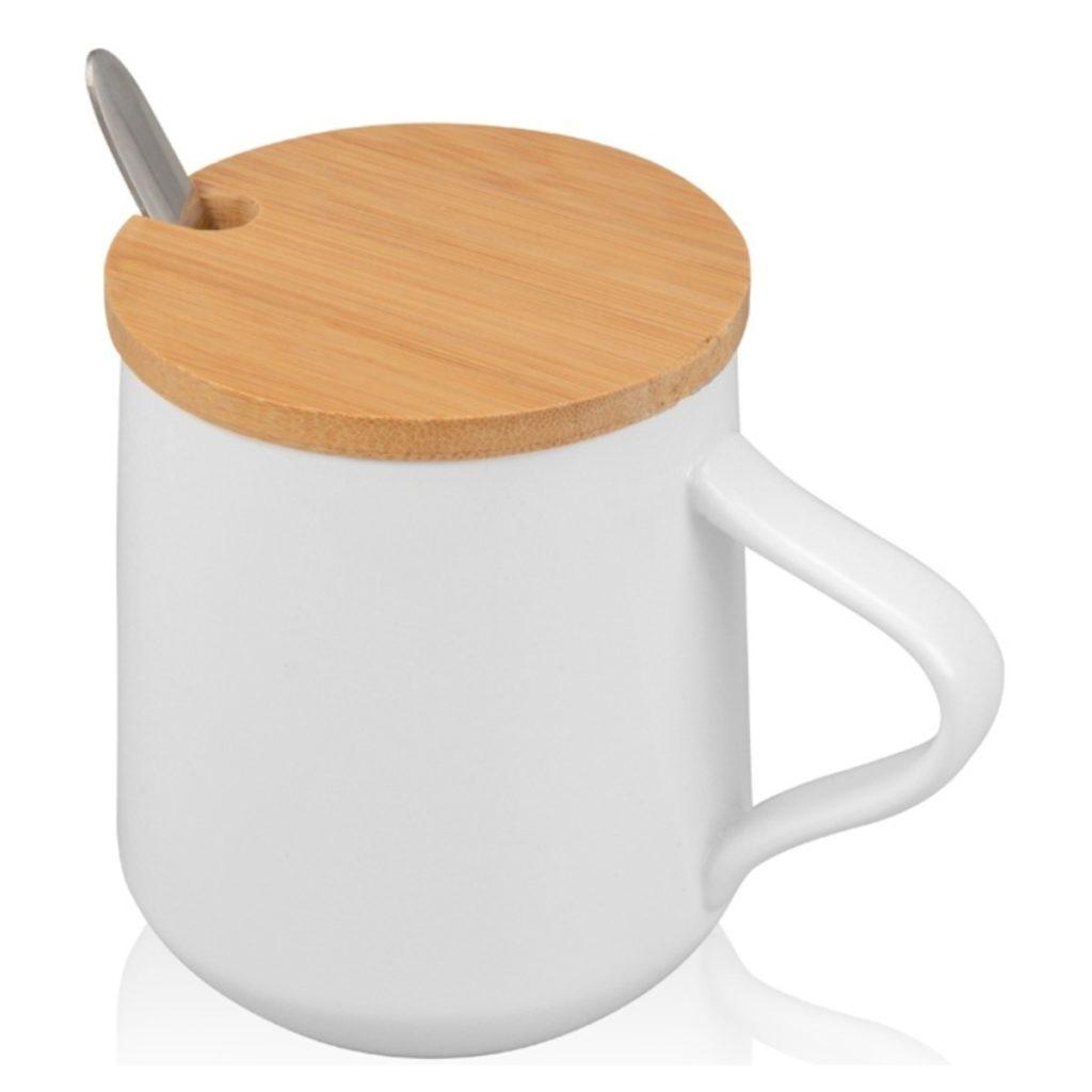 Кружка «Holz» с ложкой