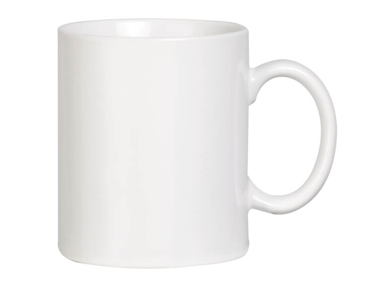 Кружка с логотипом белая 1350 мл
