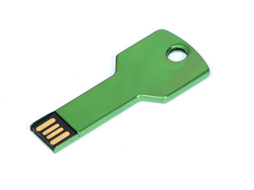 USB-флешка  в виде ключа