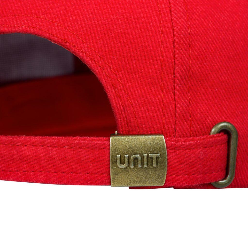Бейсболка UNIT SMART плотностью 340 гр.