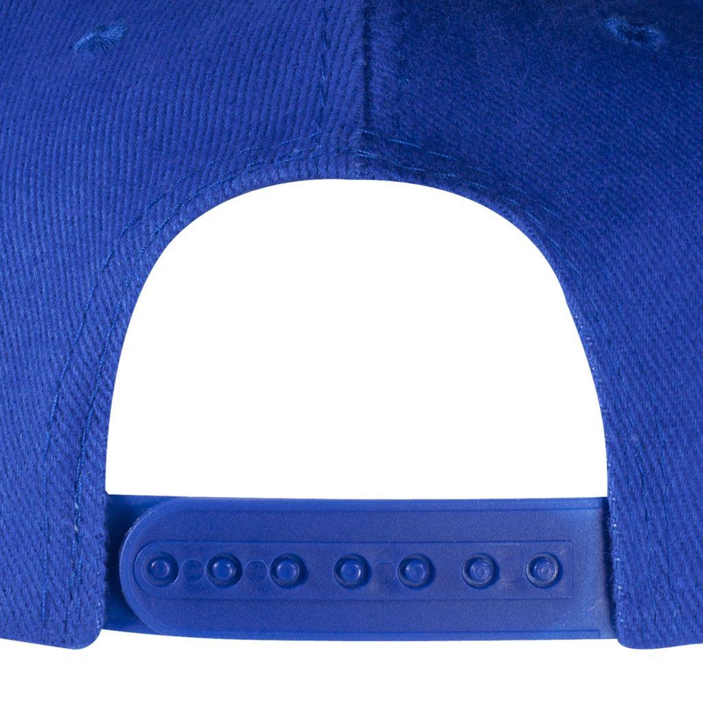 Бейсболка Unit Snapback с прямым козырьком, 340 гр.