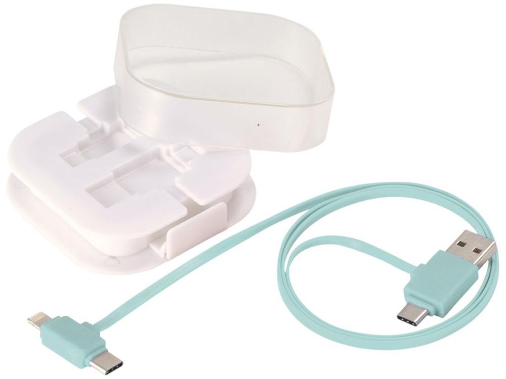 Цветной зарядный кабель