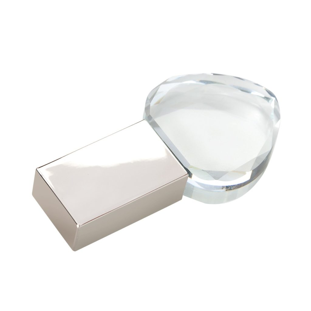 Флешка кристалл 6