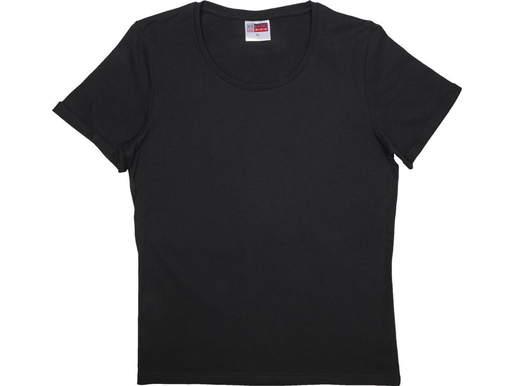Футболка женская «Sydney» с подвернутыми рукавами, 150 гр