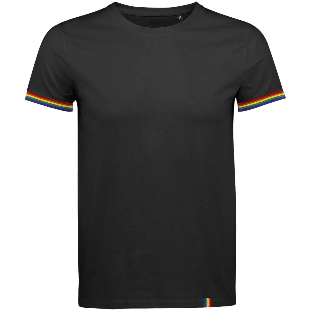 Футболка мужская Rainbow Men, 155 гр