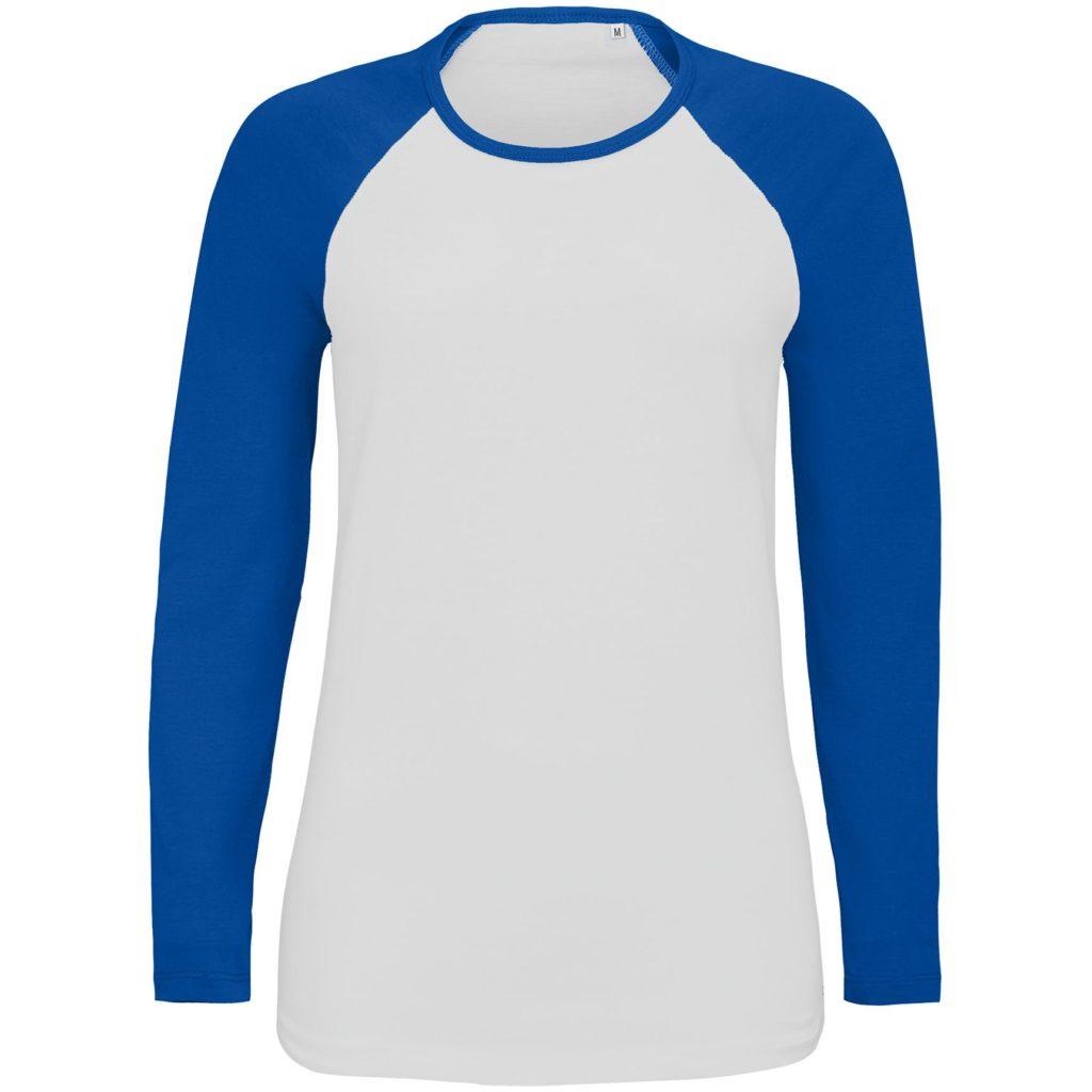 Футболка женская с длинным рукавом Milky LSL, 150 гр