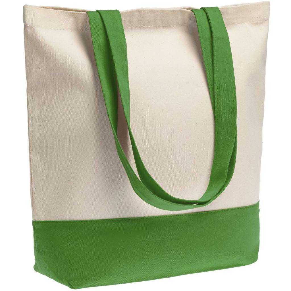 Холщовая сумка Shopaholic, 260 гр