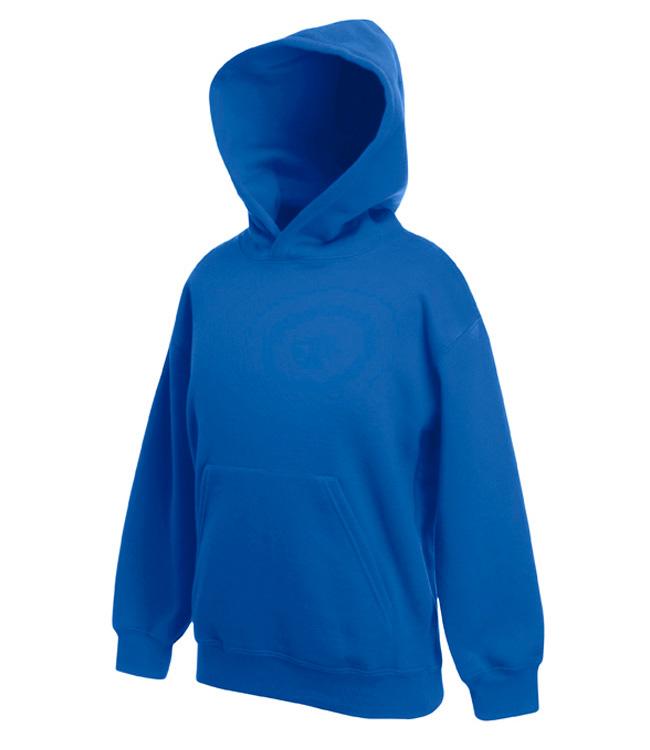 Толстовка детская с капюшоном Kids Hooded Sweat, 280 гр