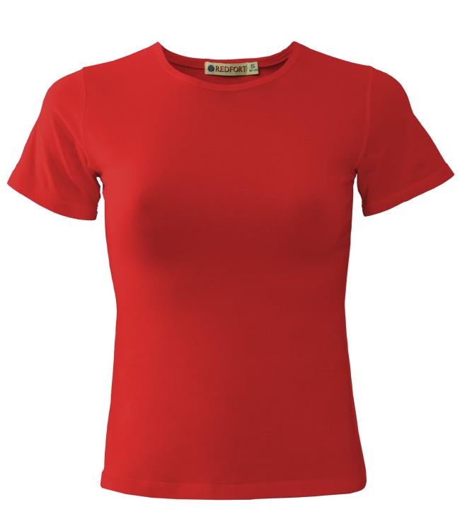 Футболка женская REDFORT lady, стрейч, 195 гр