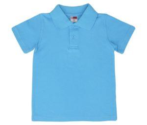 Рубашка поло детская  «First» , 160 гр