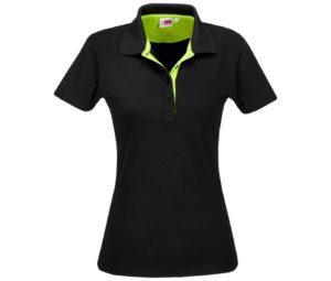 Рубашка поло «Solo» женская, 180 гр