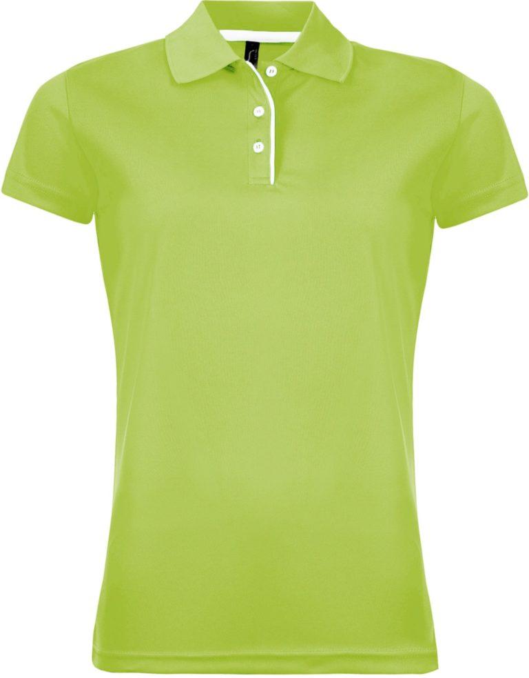 Рубашка поло женская PERFORMER WOMEN 180
