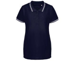 Рубашка поло женская Virma Stripes Lady, 180 гр