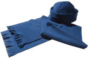 Комплект Unit Fleecy шарф и шапка