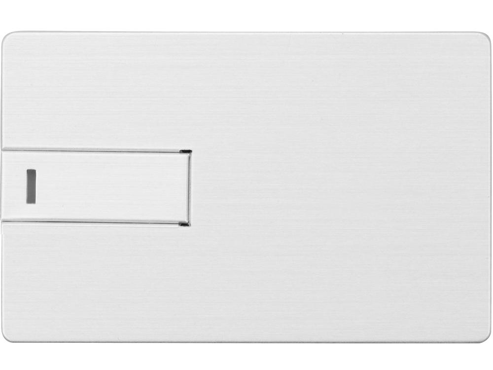 USB-флешка «Card Metal» в виде металлической карты
