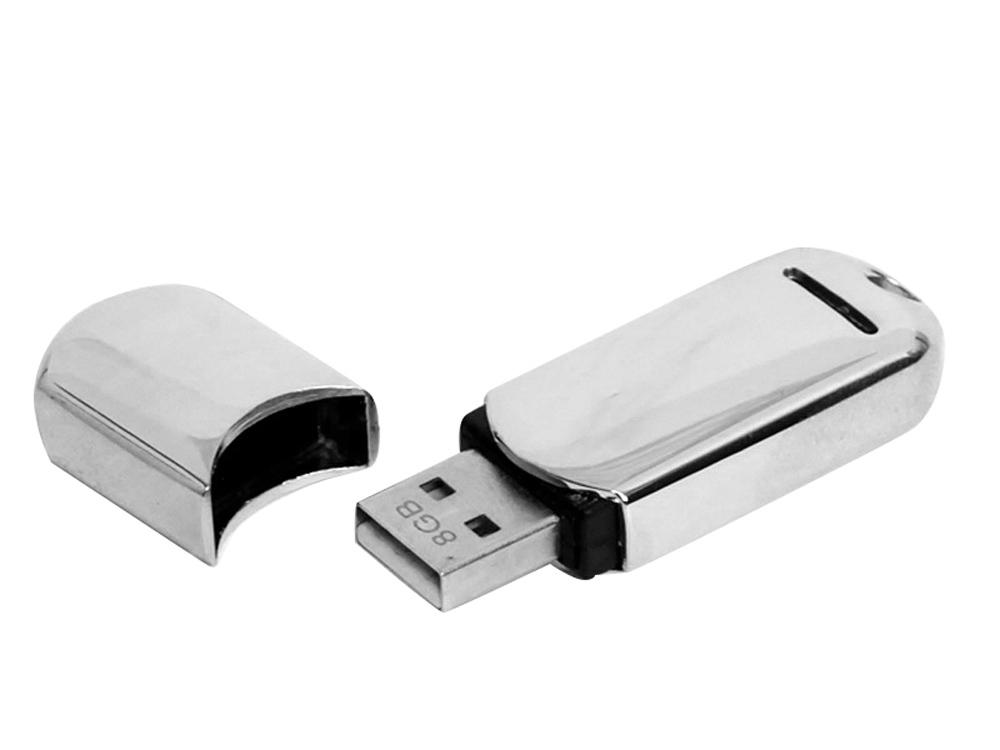 USB-флешка каплевидной формы