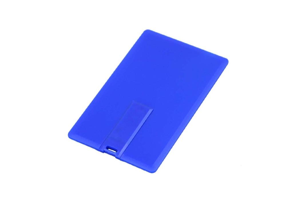 USB-флешка в виде пластиковой карты