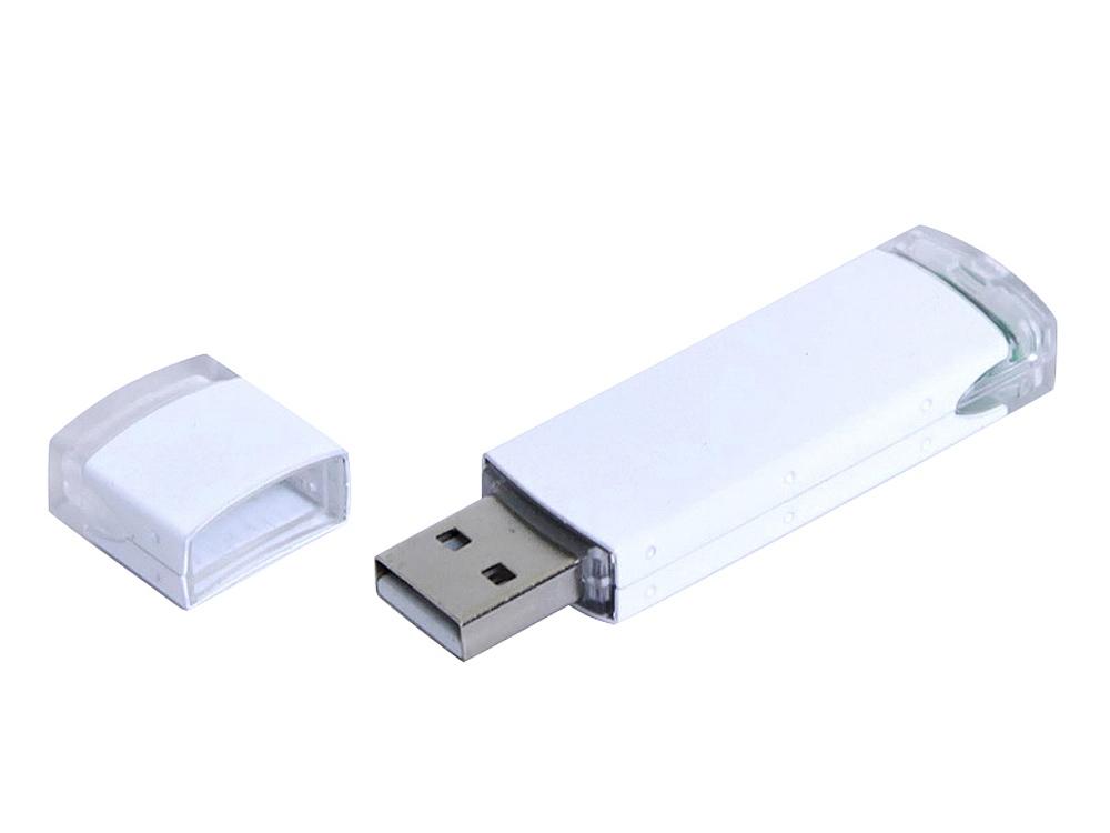 USB-флешка промо прямоугольной классической формы