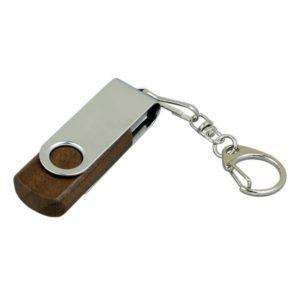 USB-флешка промо с поворотным механизмом