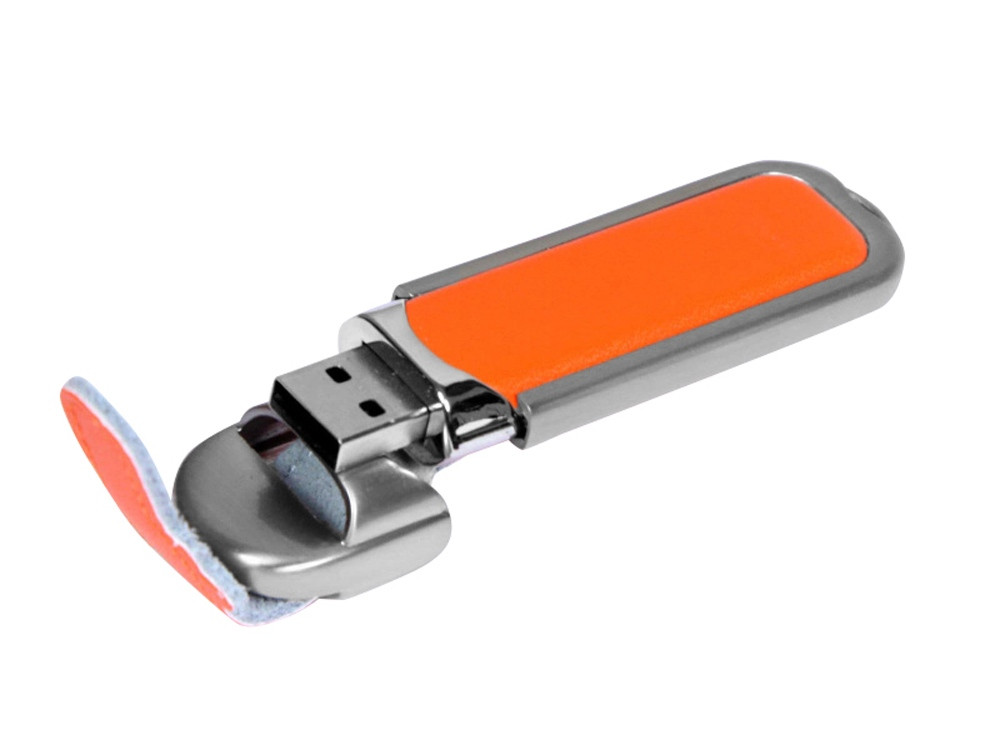 USB-флешка с массивным классическим корпусом