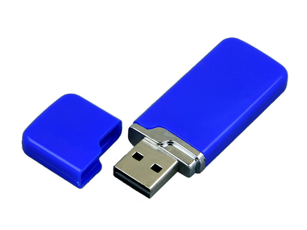 USB-флешка с оригинальным колпачком