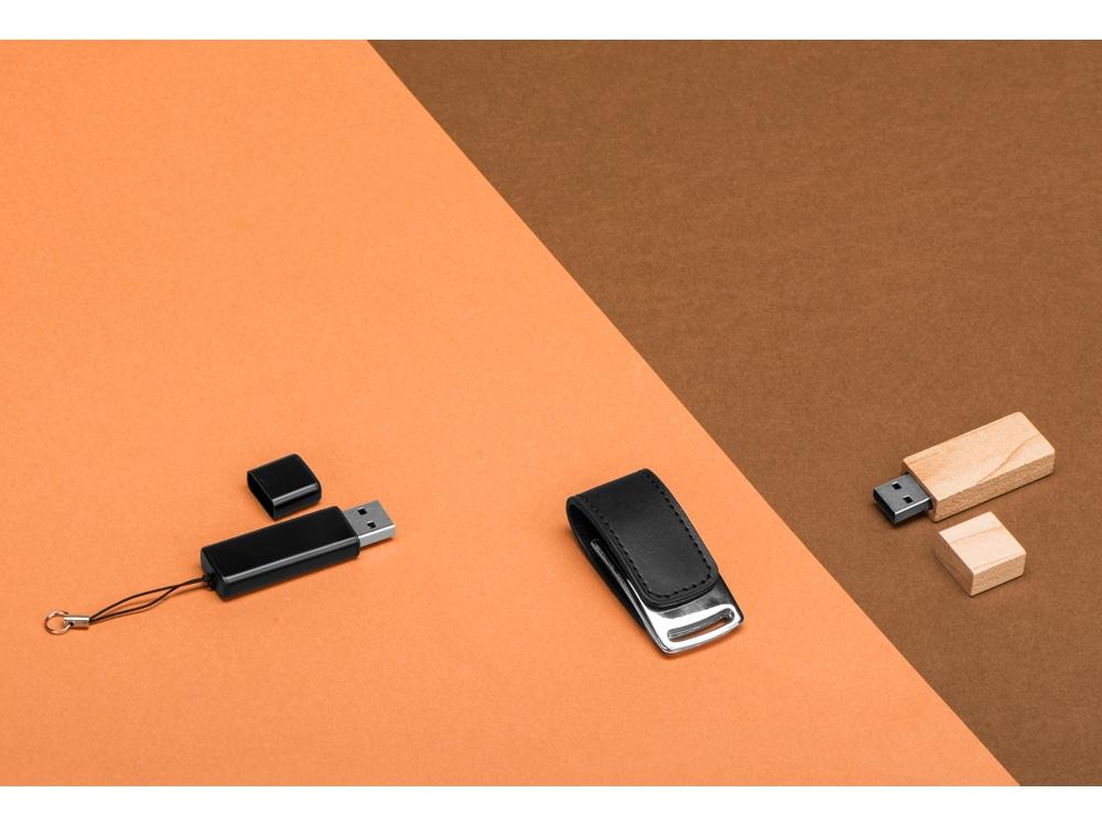 USB-флешка «Woody» с магнитным колпачком