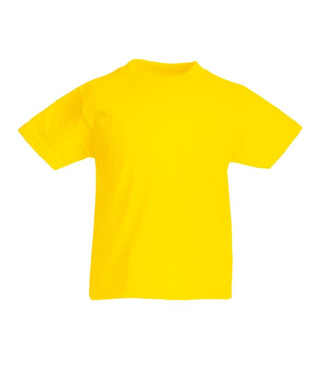 Футболка детская Valueweight T Kids, 165 гр