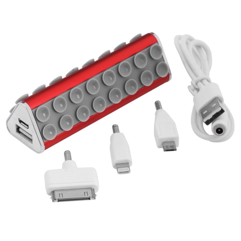 Внешний аккумулятор-подставка stuckBank Plus 2600 мАч