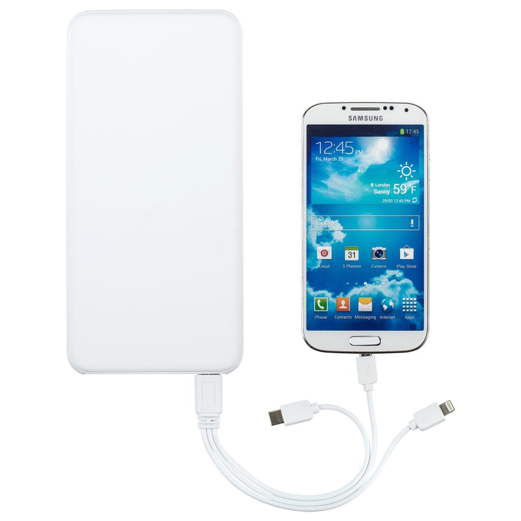 Внешний аккумулятор Uniscend All Day Quick Charge PD 20000 мAч