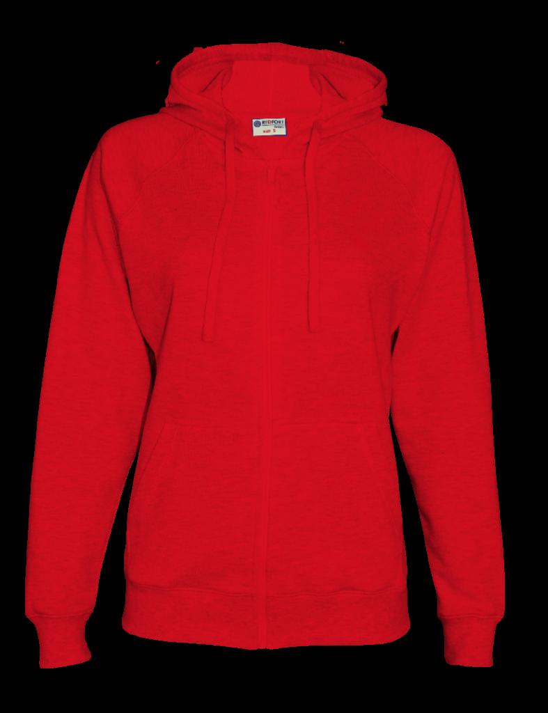 Женская куртка-толстовка REDFORT Solano, 260 гр