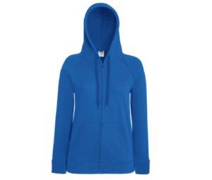 Женская куртка-толстовка с капюшоном, 240 гр