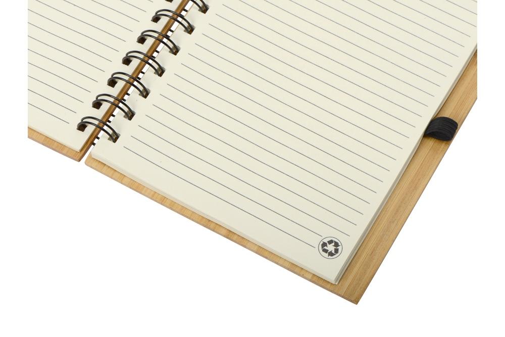 Блокнот «Bamboo tree» с ручкой