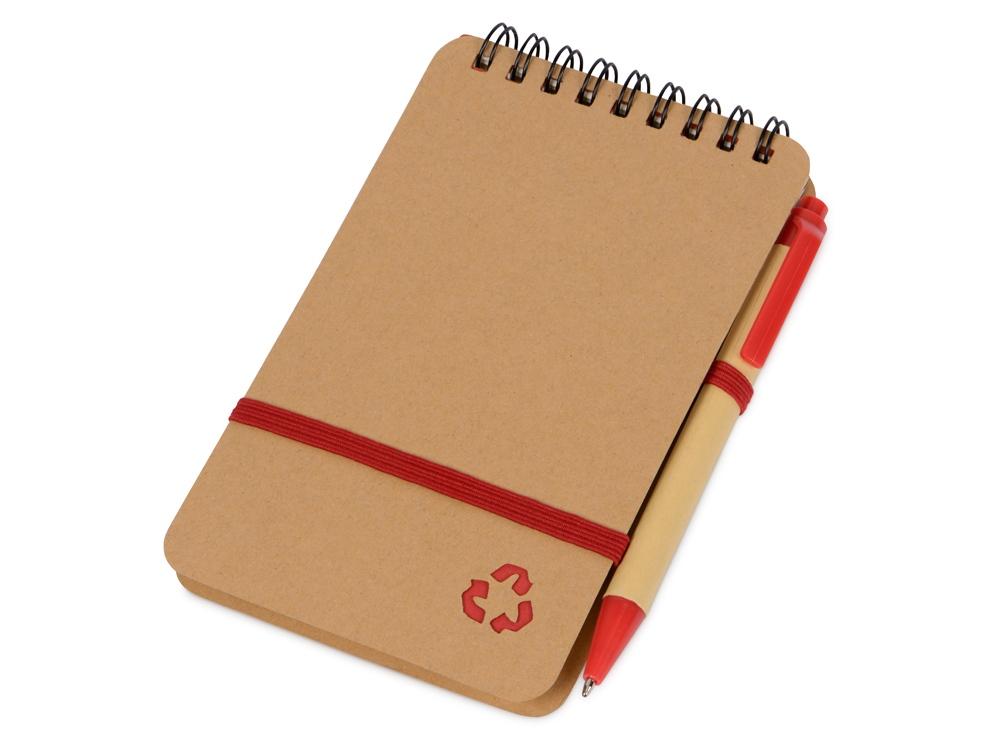 Блокнот «Masai» с шариковой ручкой