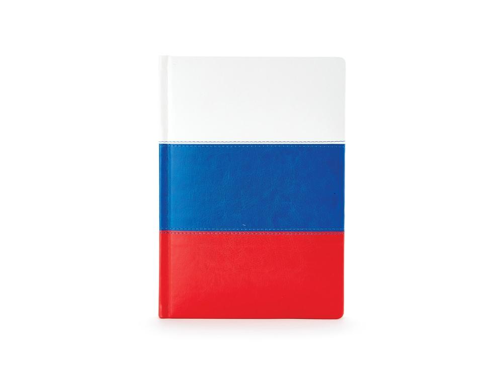 Ежедневник «Russian Flag»,  А5