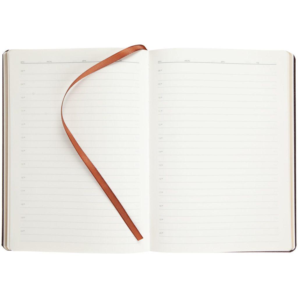 Ежедневник Saffian, недатированный, А5
