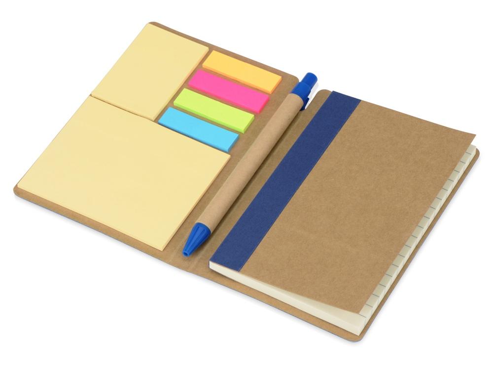 Набор стикеров «Write and stick» с ручкой и блокнотом