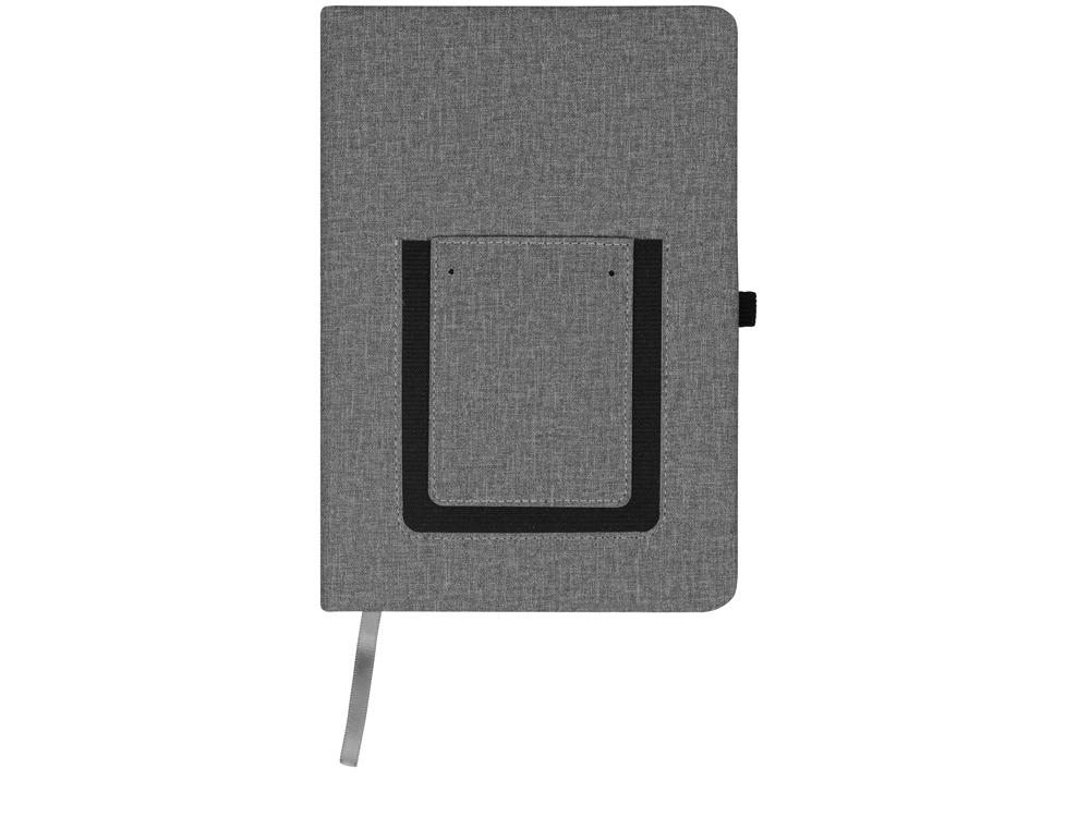 Блокнот А5 «Pocket» с карманом для телефона